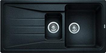 Кухонная мойка Blanco SONA 6S SILGRANIT антрацит кухонная мойка blanco sona xl 6s silgranit антрацит
