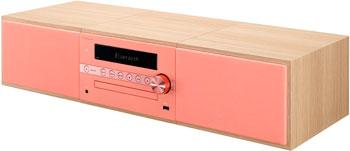 Музыкальный центр Pioneer X-CM 56-R микросистема pioneer x hm16 s 30вт серебристый