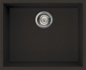 Кухонная мойка Omoikiri Bosen 54-U-DC Tetogranit/темный шоколад (4993232)