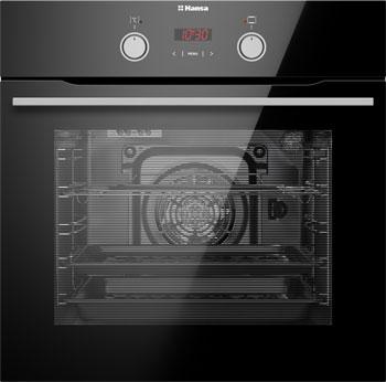 Встраиваемый электрический духовой шкаф Hansa BOES 68465 встраиваемый электрический духовой шкаф hansa boes 64111 quadrum