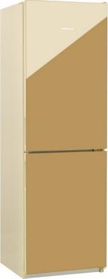 Двухкамерный холодильник Норд NRG 119 742 бежевое стекло двухкамерный холодильник норд nrg 119 542 золотистое стекло