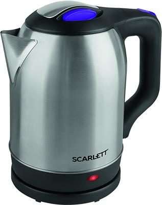 лучшая цена Чайник электрический Scarlett SC-EK 21 S 61