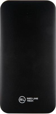 Внешний аккумулятор Red Line B6000 (6000 mAh) металл черный