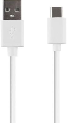 Фото - Кабель Red Line USB-Type-C 20см белый кабель borasco usb type c 2а 1м белый
