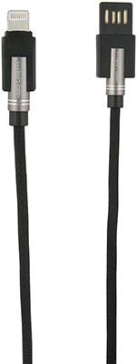 Фото - Кабель Red Line Rare USB-Lightning черный кабель рулетка red line 2 in 1 micro usb lightning
