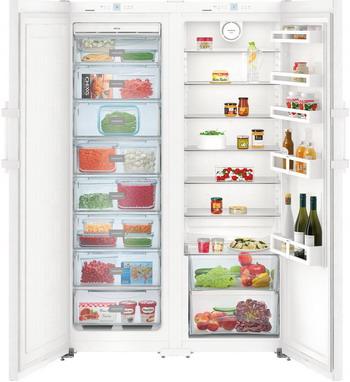 Холодильник Side by Liebherr SBS 7242-22 (SGN 3036-22 + SK 4260-22)