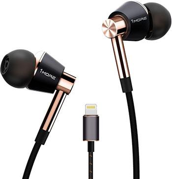 Фото - Вставные наушники Xiaomi Triple-Driver In-Ear Headphones Gold (E1001-Gold) goran krpan successful implementation of crm in sales departments