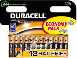 Батарейка Duracell LR 03-12 BL BASIC (12/144/34272) цена 2017