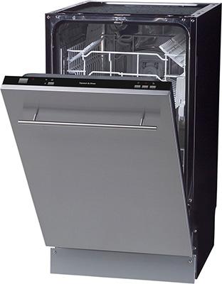 Полновстраиваемая посудомоечная машина Zigmund & Shtain DW 139.4505 X