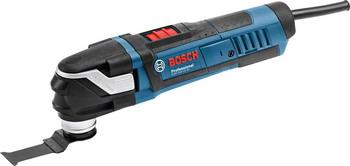 Многофункциональная шлифовальная машина Bosch GOP 40-30 0601231003 универсальный резак аккумуляторный bosch gop 18 v 28 0 601 8b6 002