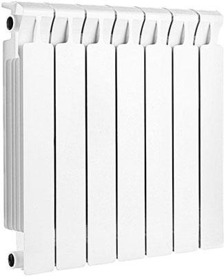 Водяной радиатор отопления RIFAR Monolit 500 х 7 сек