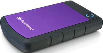 все цены на Внешний жесткий диск (HDD) Transcend USB 3.0 2Tb TS2TSJ 25 H3P StoreJet 25 H3P (5400 об/мин) 2.5'' фиолетовый онлайн