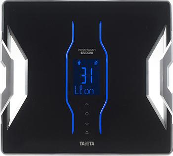 Весы напольные TANITA RD-953 Black цены
