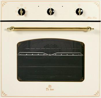 Встраиваемый электрический духовой шкаф DeLuxe 6006.03 эшв - 060 встраиваемый электрический духовой шкаф deluxe 6006 03 эшв 033