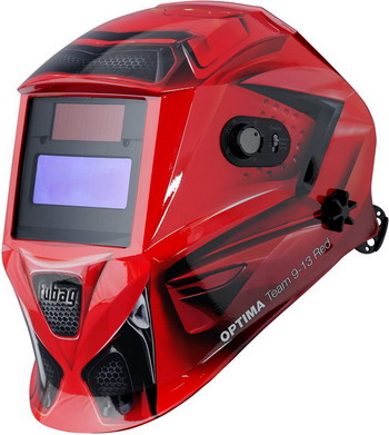 Маска FUBAG OPTIMA TEAM 9-13 RED 38075 цены