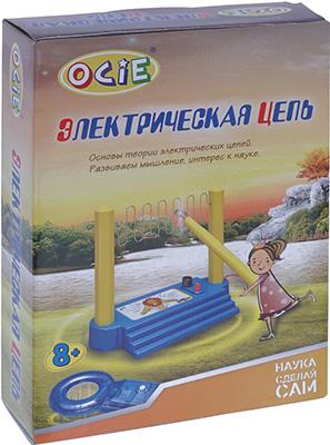 Набор OCIE ''Электрическая цепь'' 1CSC 20003259 конструктор электронный ocie робот акробат сделай сам 1csc 20003254