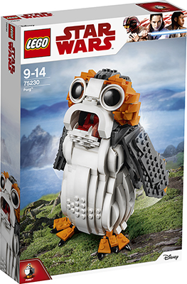 Конструктор Lego Порг STAR WARS 75230 медиа lego star wars iii the clone wars classics