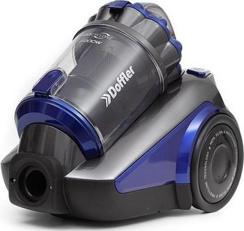 Пылесос DOFFLER VCC 2280 BL doffler filter hepa vcc 2280