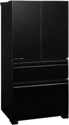 лучшая цена Многокамерный холодильник Mitsubishi Electric MR-LXR 68 EM-GBK-R