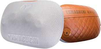 Массажная подушка Yamaguchi Axiom Matrix (серый/терракотовый) аппликатор подушка массажная fosta f 0106 а