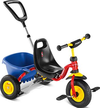 цена на Велосипед Puky CAT 1L 2374 трехколесный red красный