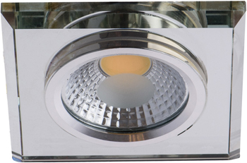 Светильник встроенный DeMarkt Круз 637014901 1*5W LED 220 V