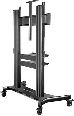 Фото - Мобильная стойка под телевизор ONKRON TS 2811 чёрная стойка on stage ssp7900 черный