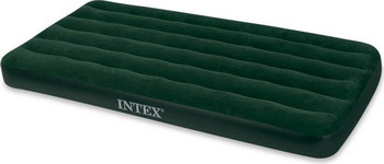 Матрас надувной Intex Prestige Downy Bed 66967 матрас intex classic downy надувной 193х76х22 см цвет синий