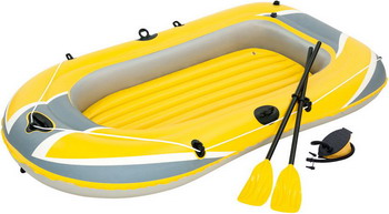 Надувная лодка BestWay Hydro-Force Raft Set 61083 BW boyscout 61083