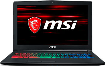 Ноутбук MSI GF 72 8RD-094 XRU i5-8300 H (9S7-179 F 32-094) Black
