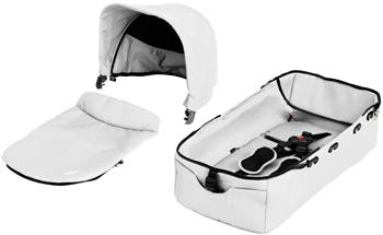 Цветной набор для коляски Seed Pli Mg white 25233