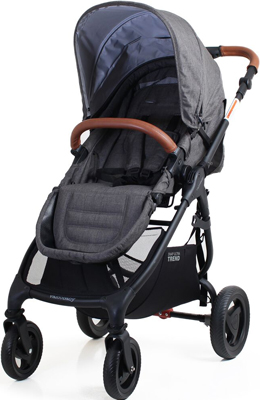 Коляска Valco baby Snap 4 Ultra Trend Charcoal 9901 прогулочная коляска valco baby snap 4 sunset