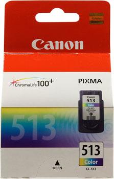 Картридж Canon CL-513 2971 B 007 Цветной цена