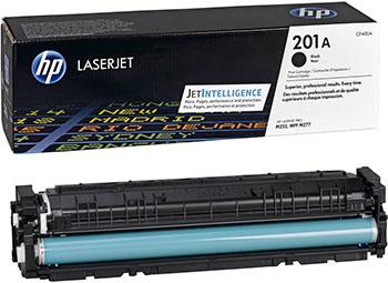 Картридж HP CF 400 A Черный картридж для принтера hp 711 cz130a blue