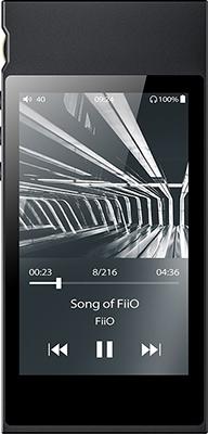 Hi-fi Портативный плеер FiiO M7 black hi fi портативный плеер fiio m7 silver