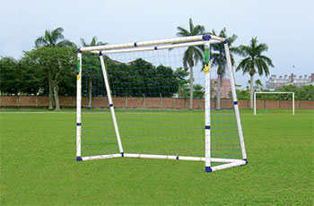 Профессиональные ворота из пластика Proxima JC-244 8 футов 240х180х103 см стол для бильярда 8 футов