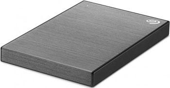 Внешний жесткий диск (HDD) Seagate 2TB SPACE GREY STHN2000406 внешний жесткий диск lacie stfr2000800 2tb rugged mini usb c 2 5
