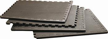Фото - Защитный коврик для пола Reebok (4 части) RAMT-10029 сопутствующие товары
