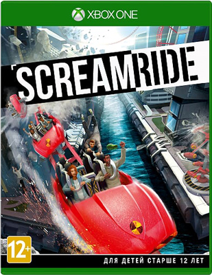 Игра для приставки Microsoft Xbox One Scream Ride Рус. версия (U9X-00020) все цены