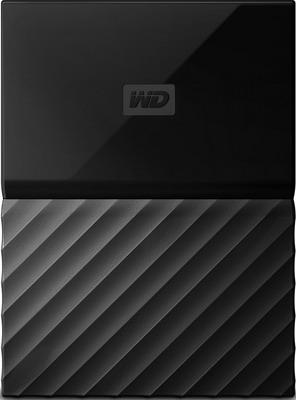 Внешний жесткий диск (HDD) Western Digital Original USB 3.0 4Tb WDBUAX0040BBK-EEUE My Passport (5400rpm) 2.5'' черный