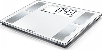 Весы напольные Soehnle Shape Sense Profi 100 весы soehnle page profi 100 black 61506