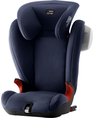 Автокресло Britax Roemer Kidfix SL SICT Black Series Moonlight Blue Trendline 2000029686 автокресло britax romer kid ii black series trendline moonlight blue 2000029682