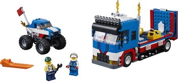 Конструктор Lego CREATOR Мобильное шоу 31085 конструктор lego creator 31080 зимние каникулы