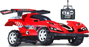 Машинка 1 Toy Hot Wheels багги cо светом с АКБ красная Т10985 гонки на багги для детей