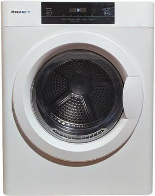 Сушильная машина Kraft KF-DRV401W стирально сушильная машина siemens wd14h442oe