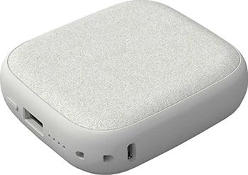 Внешний аккумулятор Xiaomi SOLOVE Wireless Charger 10000mAh белый (W5 White)