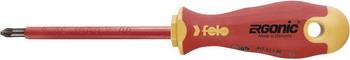 Отвертка Felo Ergonic крестовая Z 2X100 41720390 отвертка felo ergonic крестовая ph 2x100 40220310