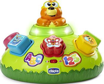 Говорящая игрушка Chicco ''Крот'' (рус/англ) с 10мес. 00007710000180 цена
