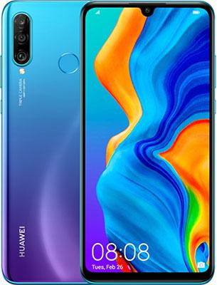 Смартфон Huawei P30 lite 6/256 Peacock Blue