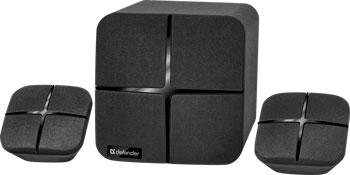 Акустическая 2.1 система Defender, X190 18Вт Bluetooth 230В (65183), Китай  - купить со скидкой